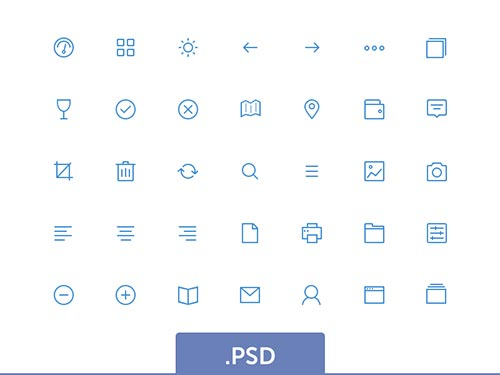 Free High Quality PSD Files