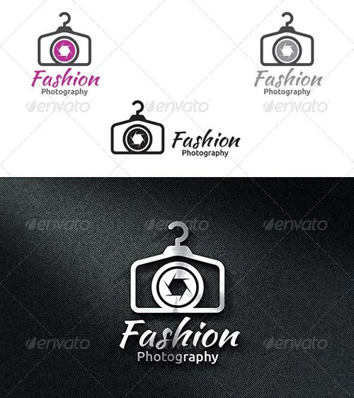 25 Premium Photography Logo Templates