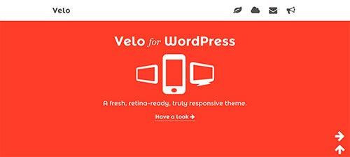 Typography WordPress Themes