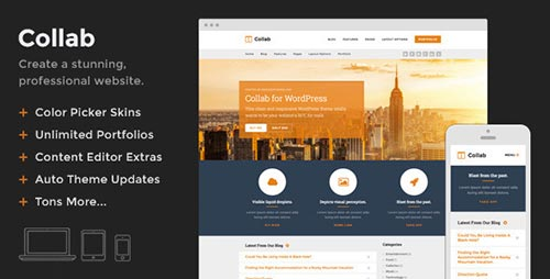 Corporate Themes Templates