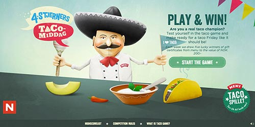 10+ Attractive HTML5 Game Website Designs