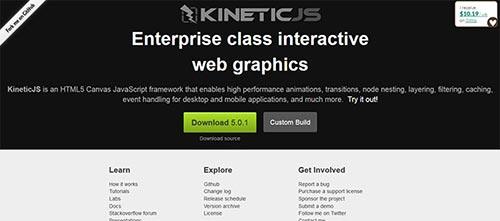 HTML5 Javascript Libraries
