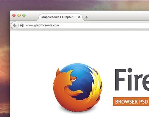22 Free PSD Web Browser Mockups