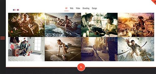 Joomla Portfolio Themes