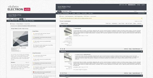 Best Forum Themes and Templates