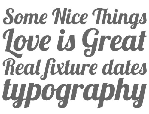Creative Handwriting Fonts