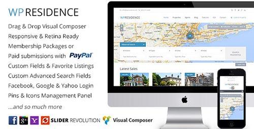 Premium Real Estate WordPress Themes