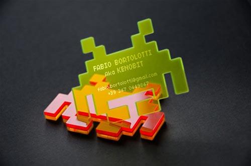 Creative Business Card Inspiration 2014