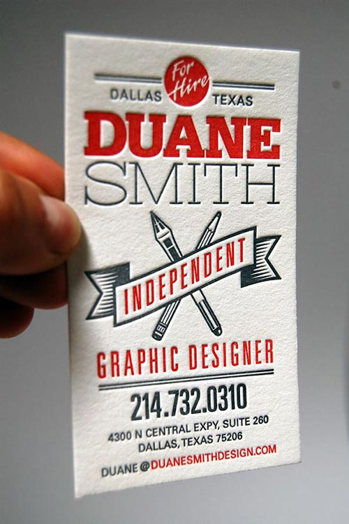 Creative Business Card Inspiration 2014