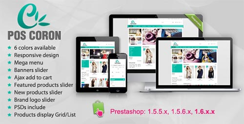 PrestaShop Fashion Themes and Templates 2014