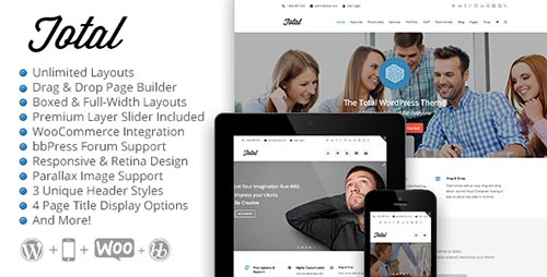 Popular WordPress Themes & Templates