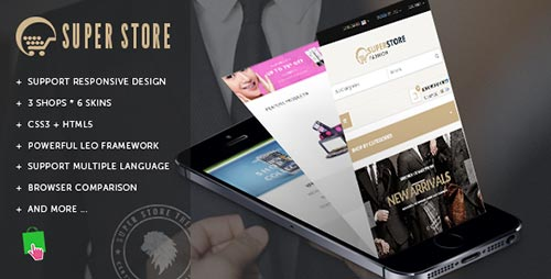 Premium eCommerce Themes & Templates