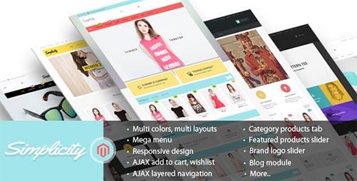 Premium eCommerce Themes & Templates