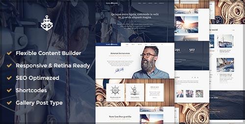 20+ Corporate WordPress Themes & Templates 2014