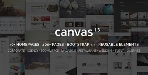 25+ Premium Bootstrap Powered HTML Templates post image