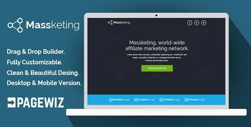 55 Responsive Pagewiz Landing Page Templates