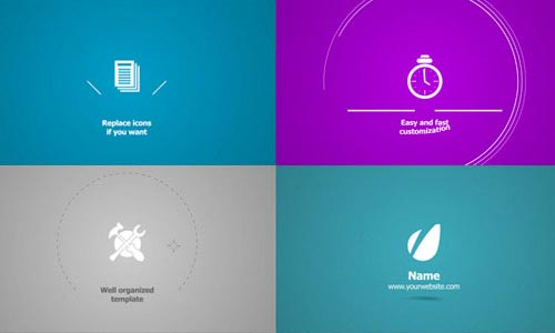 40 Premium Eye-Catching Flat Animated Icon Sets