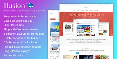 Top Rated Drupal Themes