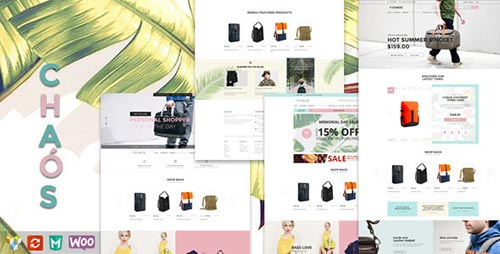 20+ Creative WooCommerce Themes & Templates