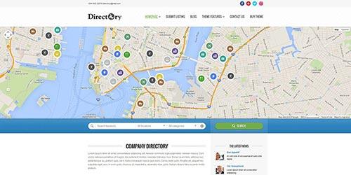 Corporate Business HTML Website Design Tempaltes