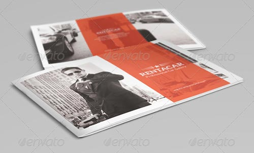 40+ PSD Brochure Templates Design 2015