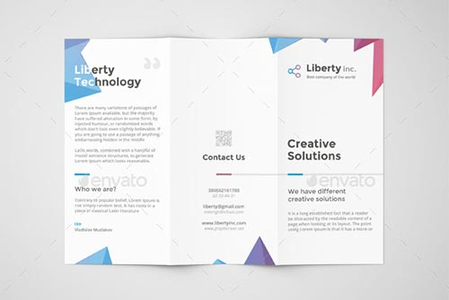 40+ PSD Brochure Templates Design 2015