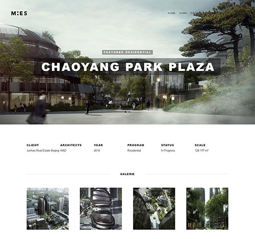 Portfolio WordPress Themes with Video Backgrounds