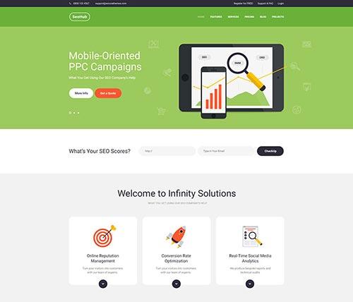 Impressive WordPress Theme Designs 2016
