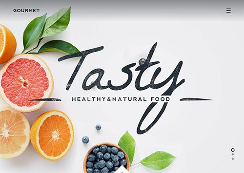 20 Attractive Food & Drink WordPress Themes Designs