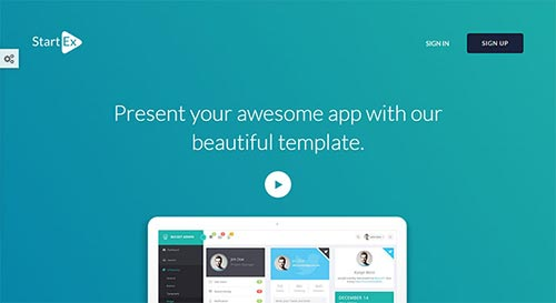 Video Landing Page Templates
