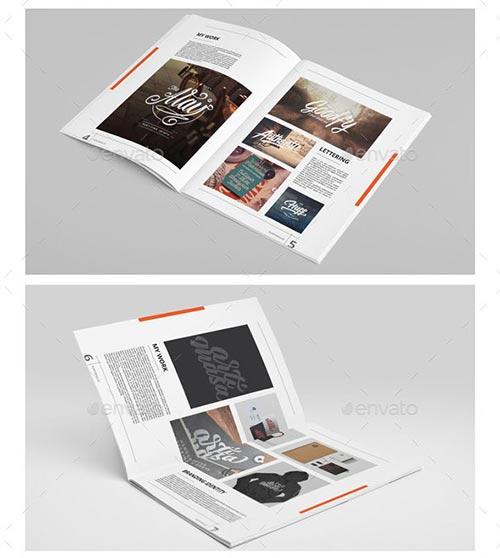 Portfolio Brochure Templates 2016