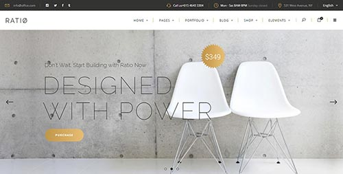 20+ Furniture & Interior eCommerce WordPress Themes