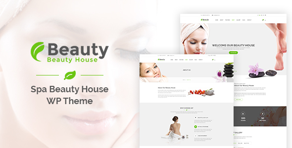 Beautyhouse - Health & Beauty WordPress Theme - Health & Beauty Retail