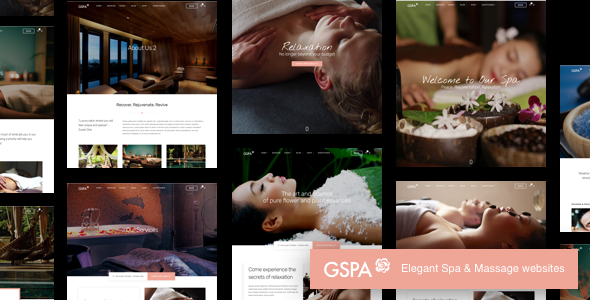 Spa & Massage Salon WordPress Themes 2018 post image